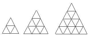 最少用( )个等边三角形可以拼成一个等腰梯形,再图上画出来图片