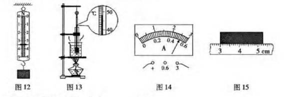 初中物理简单电路章节知识框图