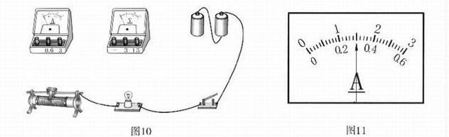 """在""""测定小灯泡电功率""""的实验中"""