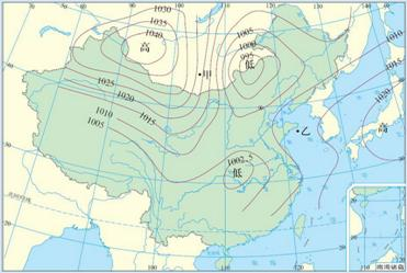 (2)说出图中字母表示的气压带或风带的名称图片