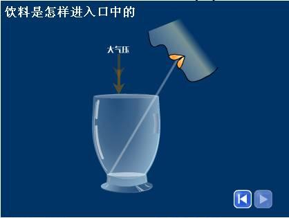 了解大气压现象 2. 了解托里拆利实验图片