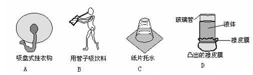 知识点二:大气压强图片