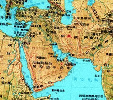 的西奈半岛(在苏伊士运河以东),也是埃及领土