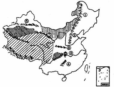 中国各省政区空白图中国各省空白轮廓图中国各省地图   中国