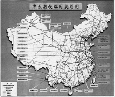 南宁至青岛铁路示意图