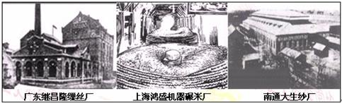 专题11 近代中国经济结构的变化与资本主义的曲折发展图片