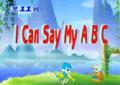 学唱英语歌 10、A E I O U Song