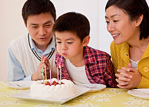 Unit 8 Happy birthday 英语教师